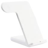 Беспроводное зарядное устройство COTEetCI для Apple iPhone/ Watch 1-5 series/ Air Pods 3в1 Wireless Charger (CS5169-WH) Белый