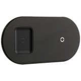 Беспроводное зарядное устройство Baseus Simple 2in1 (Phone+Phone/ Phone+Pods) Wireless Charger 18W (WXJK-01) Черный