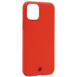 Чехол-накладка силикон Momax Silky & Soft Silicone Case для iPhone 11 Pro (5.8) Оранжевый