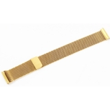 Ремешок из нержавеющей стали COTEetCI W20 MAGNET Band (WH5230-20-GD) для Watch 20 мм Золотой