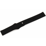 Ремешок COTEetCI W40 Nylon Band (WH5270-HL) для Watch 22 мм Cape Blue Голубой