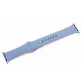 Ремешок спортивный COTEetCI W3 Sport Band (CS2085-LG) для Apple Watch 38 мм Лавандово-серый