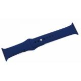 Ремешок спортивный COTEetCI W3 Sport Band (CS2085-MB) для Apple Watch 38 мм Темно-синий