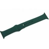 Ремешок спортивный COTEetCI W3 Sport Band (CS2086-DG) для Apple Watch 42 мм Темно-зеленый