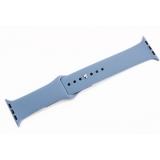 Ремешок спортивный COTEetCI W3 Sport Band (CS2086-LG) для Apple Watch 44 мм Лавандово-серый