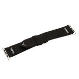 Ремешок кожаный COTEetCI W33 Fashion LEATHER классическая пряжка (WH5257-BK-42) для Apple Watch 42 мм Черный