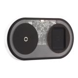 Беспроводное зарядное устройство Baseus Simple 2in1 (Phone+Phone/ Phone+Pods) Wireless Charger 18W (WXJK-A01) Прозрачный