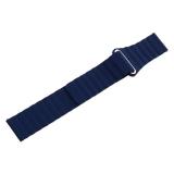 Ремешок COTEetCI W43 Sport Silicone Band (WH5277-GW) для Watch 22 мм Grey-White Серо-белый