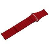 Ремешок COTEetCI W43 Sport Silicone Band (WH5277-RB) для Watch 22 мм Red-Black Красно-черный