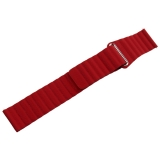 Ремешок COTEetCI W46 Magnet Leather Band (WH5281-RD) для Watch 22 мм Red Красный
