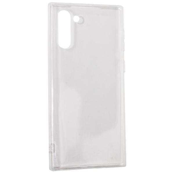 Чехол-накладка силикон Deppa Gel Case D-87328 для Samsung GALAXY Note 10 (2019) 0.6мм Прозрачный