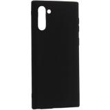 Чехол-накладка силикон Deppa Gel Color Case D-87330 для Samsung GALAXY Note 10 (2019) 0.8мм Черный