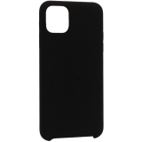 Чехол-накладка силикон Deppa Liquid Silicone Case D-87310 для iPhone 11 Pro Max (6.5) 1.5мм Черный