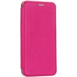 Чехол-книжка кожаный Fashion Case Slim-Fit для iPhone XR (6.1) Pink Розовый