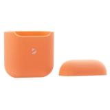 Чехол силиконовый Deppa Ultra Slim для AirPods 2/ AirPods (D-47040) 0.8 мм Персиковый