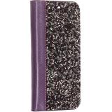Чехол-книжка со стразами SWAROVSKI Crystalline для iPhone 11 Pro (5.8) Фиолетовый