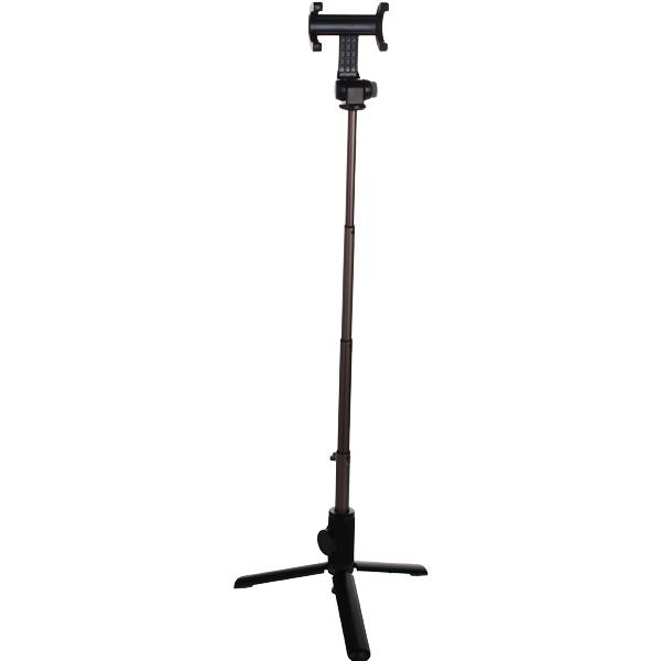 Монопод для селфи Baseus Lovely Bluetooth Folding Bracket Selfie stick (0.65 м) (SUDYZP-E01) Black Черный