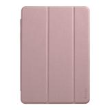 Чехол-подставка Deppa Wallet Onzo Basic для iPad (10.2) 2019г. Soft touch 1.0мм (D-88057) Розовый