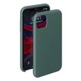 Чехол-накладка силикон Deppa Liquid Silicone Case D-87480 для iPhone 11 Pro Max (6.5) 1.5 мм Темно-зеленый