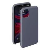 Чехол-накладка силикон Deppa Liquid Silicone Case D-87479 для iPhone 11 (6.1) 1.5 мм Серо-лавандовый