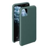 Чехол-накладка силикон Deppa Liquid Silicone Case D-87476 для iPhone 11 Pro (5.8) 1.5 мм Темно-зеленый