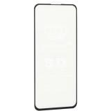 Стекло защитное BoraSCO B-38258 Full Cover+Full Glue для Samsung Galaxy A51, Черная рамка