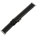 Ремешок кожаный COTEetCI W35 Homag Leather Band (WH5259-BK) для Apple Watch 44 мм Черный