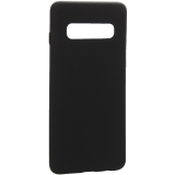 Чехол-накладка силиконовый BoraSCO B-36774 Hard Case для Samsung Galaxy S10 (G973) черный