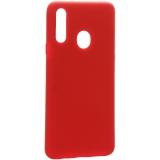 Чехол-накладка силиконовый BoraSCO B-37964 Hard Case для Samsung (A207) Galaxy A20s красный