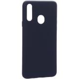 Чехол-накладка силиконовый BoraSCO B-37965 Hard Case для Samsung (A207) Galaxy A20s синий