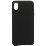 Чехол-накладка кожаная K-Doo Noble Collection (PC+PU) для iPhone X (5.8) Черная