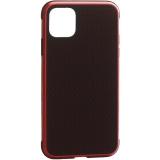 Чехол-накладка противоударная K-Doo Hera (Metal+TPU+PC) для iPhone 11 Pro Max (6.5) Красно-черный