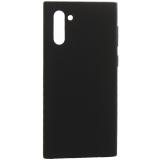 Чехол-накладка кожаная K-Doo Noble Collection (PC+PU) для Samsung Note 10 Черная
