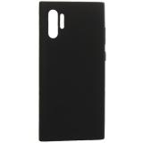 Чехол-накладка кожаная K-Doo Noble Collection (PC+PU) для Samsung Note 10 Plus Черная
