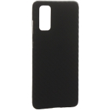 Чехол-накладка карбоновая K-Doo Air Carbon 0.45мм для Samsung S20 черная