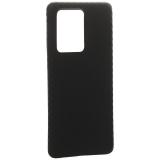 Чехол-накладка карбоновая K-Doo Air Carbon 0.45мм для Samsung S20 Ultra черная