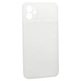 Чехол-накладка пластиковая K-Doo Air Skin 0.3 мм для iPhone 11 (6.1) Белая