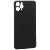 Чехол-накладка пластиковая K-Doo Air Skin 0.3 мм для iPhone 11 Pro Max (6.5) Черная