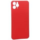 Чехол-накладка пластиковая K-Doo Air Skin 0.3 мм для iPhone 11 Pro Max (6.5) Красная