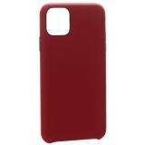 Чехол-накладка кожаная K-Doo Noble Collection (PC+PU) для iPhone 11 Pro Max (6.5) Красная