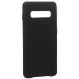 Чехол-накладка кожаная K-Doo Noble Collection (PC+PU) для Samsung S10 Черная