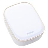 Переходник Baseus Type-C HUB Adapter AC Multifunctional Charger (USB3.0х2+HDMI+SD/TF+RG45) (CAHUB-AU02) Белый