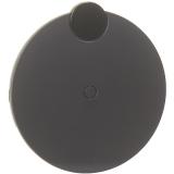 Беспроводное зарядное устройство Baseus Digtal LED Display Wireless Charger (WXSX-01) Черный