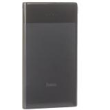 Аккумулятор внешний универсальный Hoco B35D-5000 mAh Entourage mobile Power bank (USB: 5V-1.0A) Black Черный