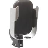 Веломотодержатель Baseus Armor Motorcycle holder (Applicable for Bicycle) (SUKJA-0S) крепление на руль Серебро