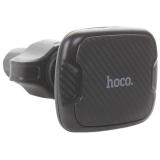 Автомобильный держатель Hoco CA65 Sagittarius series air outlet magnetic car holder магнитный универсальный в решетку черный