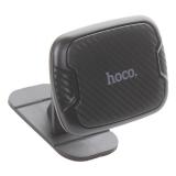 Автомобильный держатель Hoco CA66 Sagittarius series center console magnetic holder магнитный универсальный на панель черный