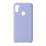 Чехол-накладка силикон Deppa Liquid Silicone Case D-87577 для Samsung A11/ M11 1.7 мм Лавандовый