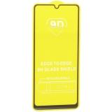 Стекло защитное 2D для Samsung Galaxy A31 (6.4) Black
