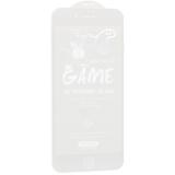 Стекло защитное WK 3D (WTR-030) KING KONG матовое-полноэкранное 9H для iPhone SE (2020г.)/ 8/ 7 (4.7) 0.33mm White